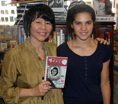 Our Australian Girl Launch · Gabrielle Wang