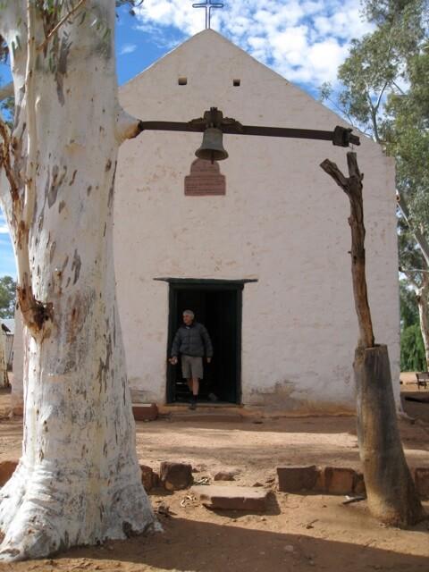 Hermansberg Mission Church