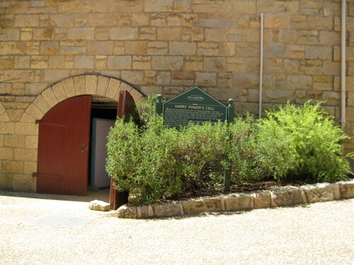 Harry Power's Cell in Beechworth.